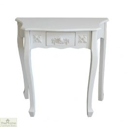 Limoges 1 Drawer Console Table