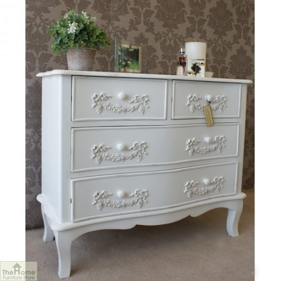 Limoges 4 Drawer Chest Unit_2