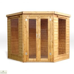 Wooden Corner Summerhouse