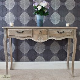 Bordeaux 3 Drawer Console_1