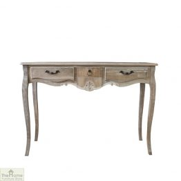 Bordeaux 3 Drawer Console