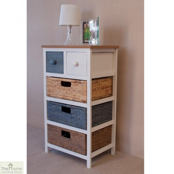 Camber 5 Drawer Tallboy Unit_2