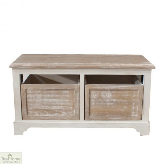 Cotswold 2 Seat Storage Bench