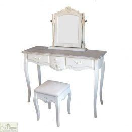 Casamoré Devon 3 Drawer Dressing Table Set