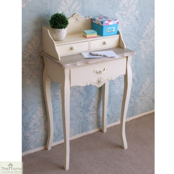 Devon 3 Drawer Writing Desk_2