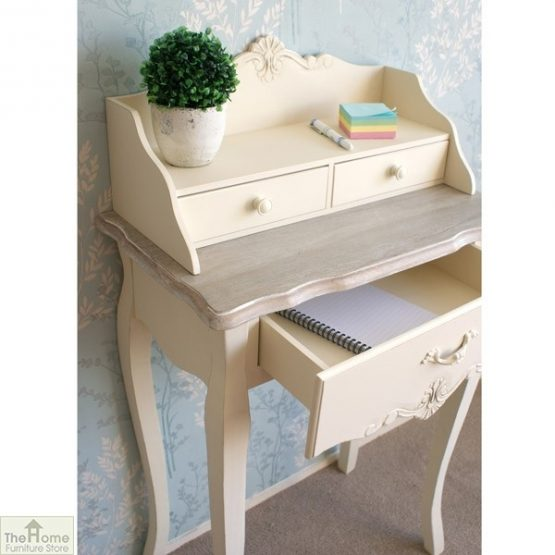 Devon 3 Drawer Writing Desk_4