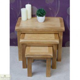Farmhouse Oak Nest 3 Tables_3