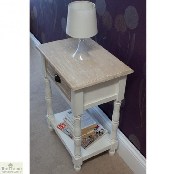 Cotswold Side Lamp Table_3