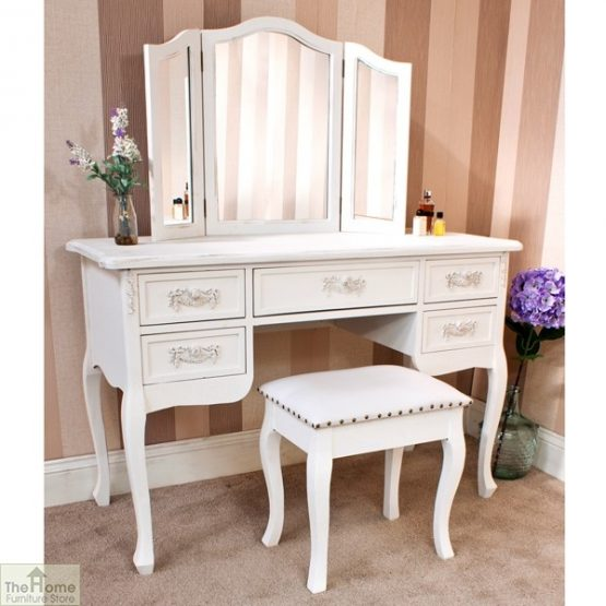 Limoges 5 Drawer Dressing Table_5