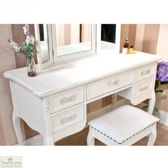 Limoges 5 Drawer Dressing Table_6