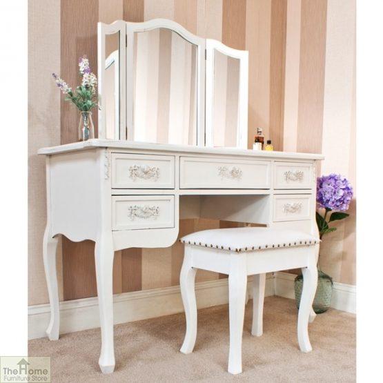 Limoges Dressing Table Stool_4