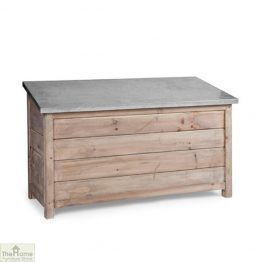 Aldsworth Outdoor Wooden Storage Box
