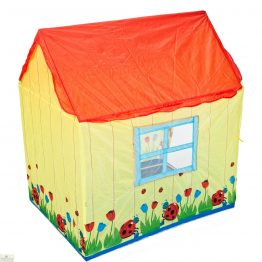 Ladybird House Play Tent_1