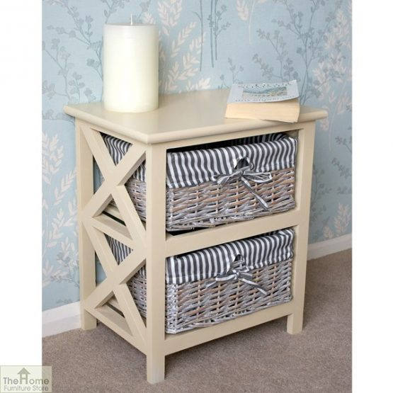 Selsey 2 Drawer Wicker Storage Unit_3