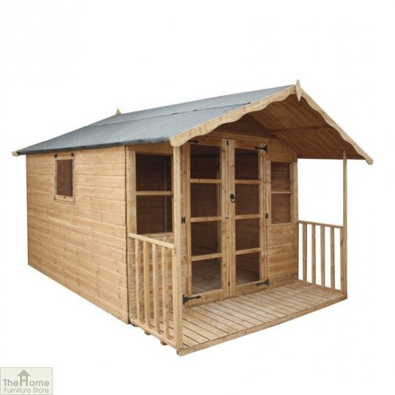 Traditional Wooden Summerhouse