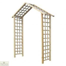 Atlas Wooden Garden Arch
