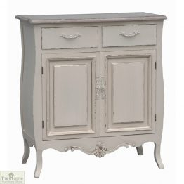 Devon Shabby Chic 2 Drawer 2 Door Sideboard