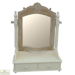 Devon 2 Drawer Mirror