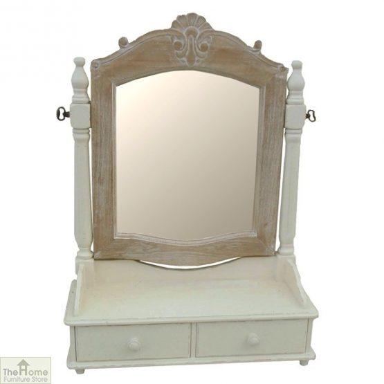 Devon 2 Drawer Mirror