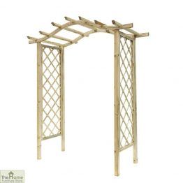 Pembridge Wooden Garden Arch