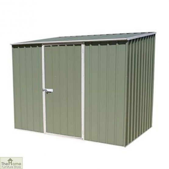 Medium Metal Garden Shed - Available in 2 Colours