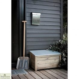 Outdoor Wooden Storage Box Unit_1