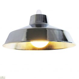 Classic Metal Plated Lampshade