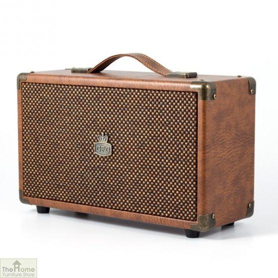 Vintage Mini Speaker_2