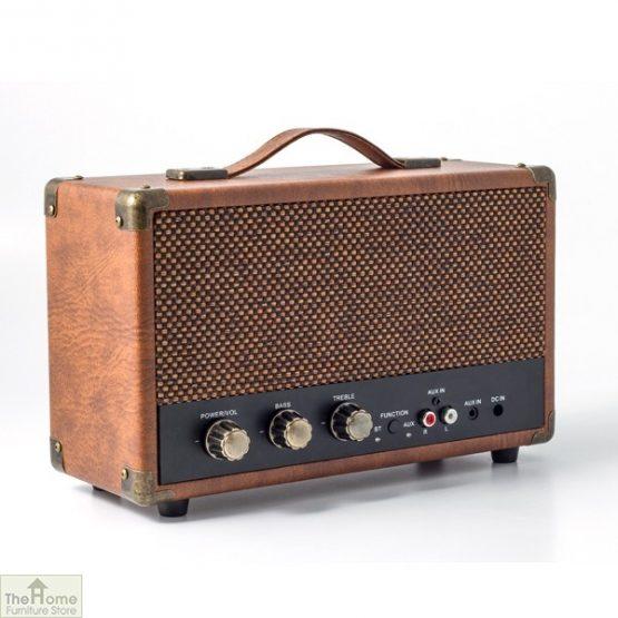 Vintage Mini Speaker_3