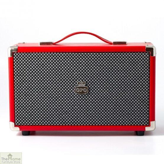 Vintage Mini Speaker_4