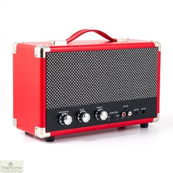 Vintage Mini Speaker_5