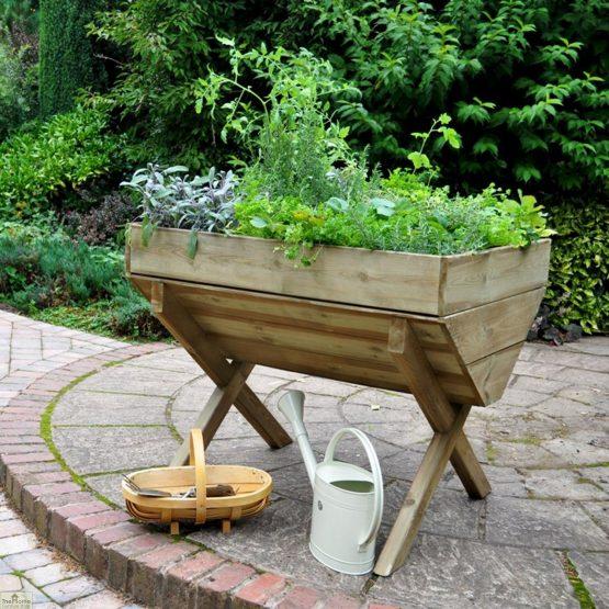 Kitchen Garden Trough_1