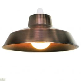Classic Metal Plated Lampshade_1