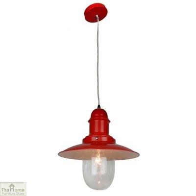 Metal Fisherman Lamp_1