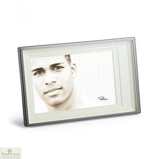 Section Silver Finish Photo Frame_1