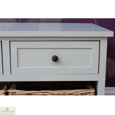 Gloucester 3 Drawer 3 Basket Storage Bench_7