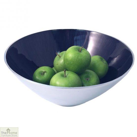 Midnight Blue Tapered Bowl
