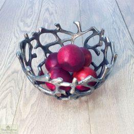 Twig Basket Fruit Bowl_1