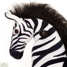 Ride On Zebra Toy For Children_1