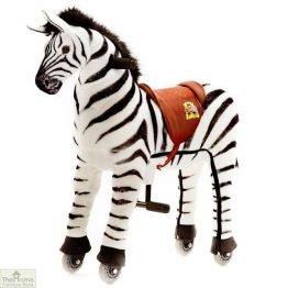 Ride On Zebra Toy For Children