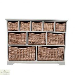 Gloucester 10 Basket Storage Chest
