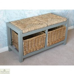 Gloucester 2 Seater Storage Bench_1