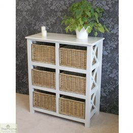 Gloucester 6 Drawer Storage Unit_2