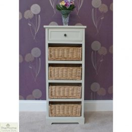 Gloucester 1 Drawer 4 Basket Unit_1