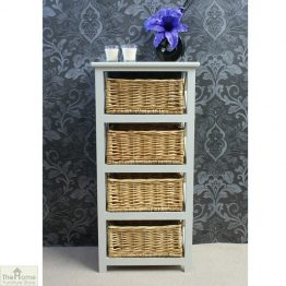 Gloucester 4 Drawer Tallboy Unit_1
