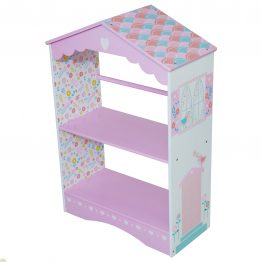 Country Cottage Bookcase Display Unit