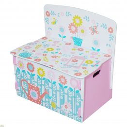 Country Cottage Playbox Storage Unit