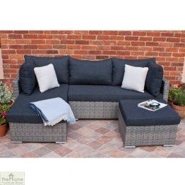 Casamoré Milan Petite Sofa Set in Flint Grey_1