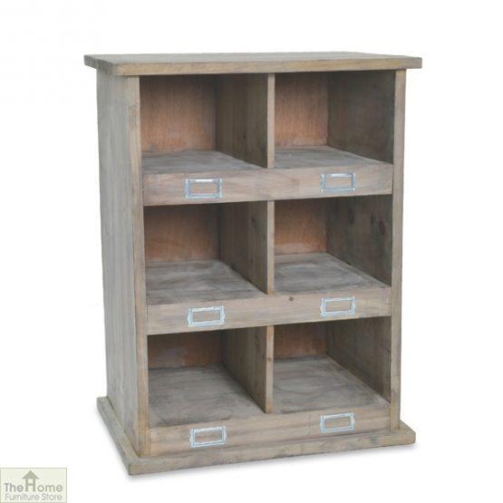 6 Shoe Locker Storage Unit