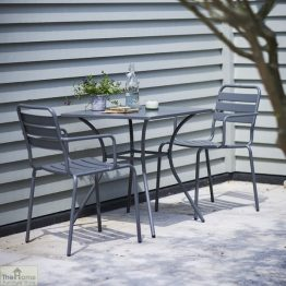 Small Square 2 Seater Bistro Set_1